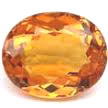 Natural Citrine Oval