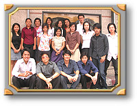 Cubic Zirconia Supplier Team
